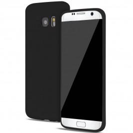 Coque Samsung Galaxy S7 Silicone Gel Noir