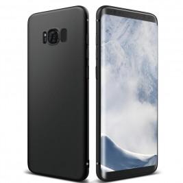 Coque Samsung Galaxy S8 Plus Silicone Gel Noir