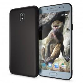 Coque Samsung Galaxy J5 2017 Silicone Gel Noir