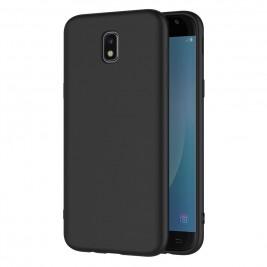 Coque Samsung Galaxy J7 2017 Silicone Gel Noir