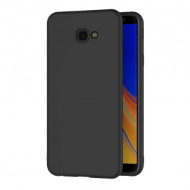 Coque Samsung Galaxy J4 Plus Silicone Gel Noir