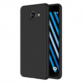 Coque Samsung Galaxy A3 2017 Silicone Gel Noir