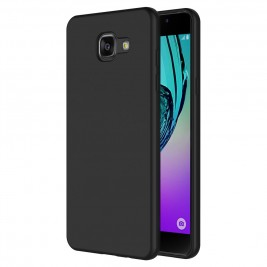 Coque Samsung Galaxy A5 2016 Silicone Gel Noir