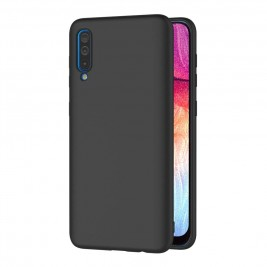 Coque Samsung Galaxy A50 Silicone Gel Noir