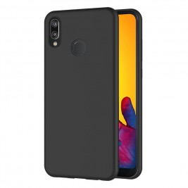 Coque Huawei P20 Lite Silicone Gel Noir
