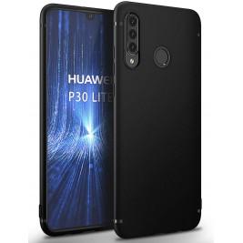 Coque Huawei P20 Silicone Gel Noir