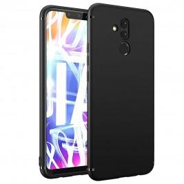 Coque Huawei Mate 20 Lite Silicone Gel Noir