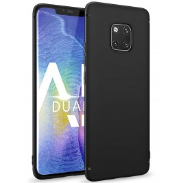 Coque Huawei Mate 20 PRO Silicone Gel Noir