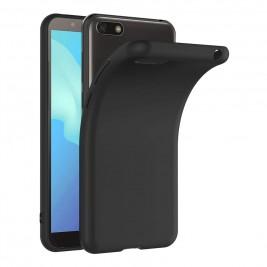 Coque Huawei Y5 2018 Silicone Gel Noir
