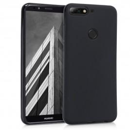 Coque Huawei Y7 2018  Silicone Gel Noir