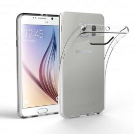 Coque Samsung Galaxy S6 Silicone Transparente TPU