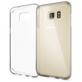 Coque Samsung Galaxy S6 Edge Silicone Transparente TPU