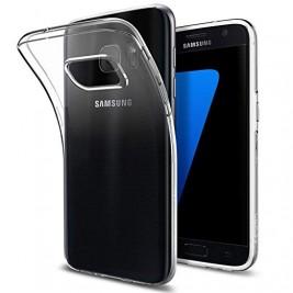 Coque Samsung Galaxy S7 Silicone Transparente TPU
