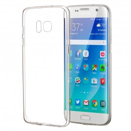 Coque Samsung Galaxy S7 Edge Silicone Transparente TPU