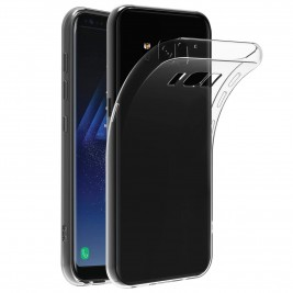 Coque Samsung Galaxy S8 Plus Silicone Transparente TPU