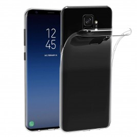 Coque Samsung Galaxy S9 Plus Silicone Transparente TPU