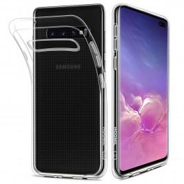 Coque Samsung Galaxy S10 Plus Silicone Transparente TPU