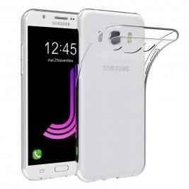 Coque Samsung Galaxy J7 2016 Silicone Transparente TPU