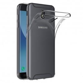 Coque Samsung Galaxy J7 2017 Silicone Transparente TPU
