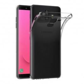 Coque Samsung Galaxy J8 Silicone Transparente TPU