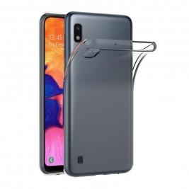 Coque Samsung Galaxy A10 Silicone Transparente TPU