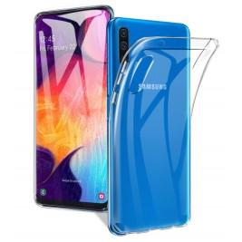 Coque Samsung Galaxy A50 Silicone Transparente TPU