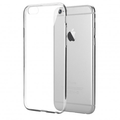 Coque iPhone 6G/S Silicone Transparente TPU