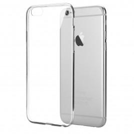 Coque iPhone 6G/S Plus Silicone Transparente TPU