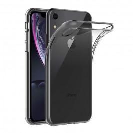 Coque iPhone XR Silicone Transparente TPU