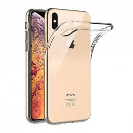 Coque iPhone XS Max Silicone Transparente TPU