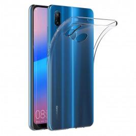 Coque Huawei P20 Lite Silicone Transparente TPU