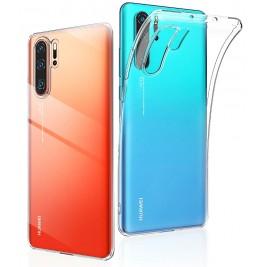 Coque Huawei P30 Pro Silicone Transparente TPU