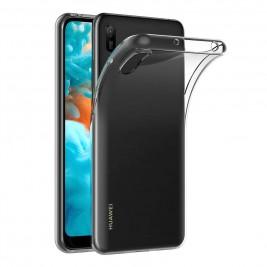 Coque Huawei Y6 2019 Silicone Transparente TPU
