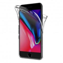 Coque 360 Degré iPhone 7G/8G Plus - Protection intégrale Avant  Arrière en Rigide, Housse Etui Tactile 360 degré