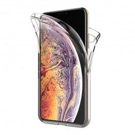 Coque 360 Degré iPhone XS Max - Protection intégrale Avant  Arrière en Rigide, Housse Etui Tactile 360 degré