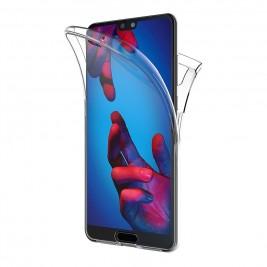 Coque Huawei P20 PRO – Protection intégrale Avant  arrière en Rigide, Housse Etui Tactile 360 degré