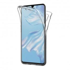 Coque Huawei P30 – Protection intégrale Avant  arrière en Rigide, Housse Etui Tactile 360 degré