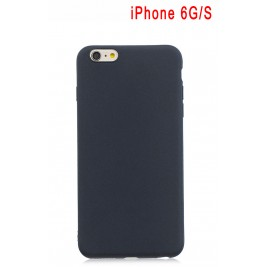 Coque iPhone 6G/S en Silicone Fin et Mince