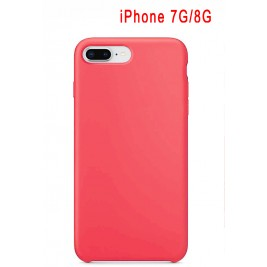 Coque iPhone 6G/S Plus en Silicone Fin et Mince