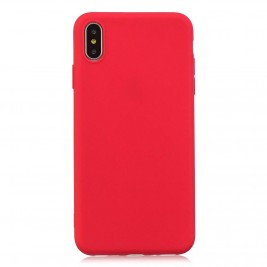 Coque iPhone X/XS en Silicone Fin et Mince