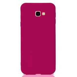 Coque Samsung Galaxy J4 Plus en Silicone Fin et Mince