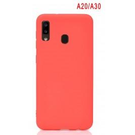 Coque Samsung Galaxy A20/A30 en Silicone Fin et Mince