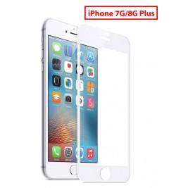 FILM DE PROTECTION Complet Iphone 7G/8G Plus