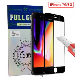 FILM DE PROTECTION Full Glue pour iPhone 7G/8G