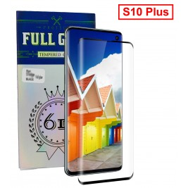 FILM DE PROTECTION Full Glue pour S10 Plus Noir