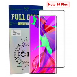 FILM DE PROTECTION Full Glue pour Note 10 Plus Noir