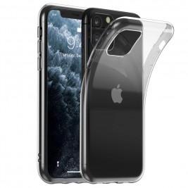 Coque iPhone 11 PRO Silicone Transparente TPU