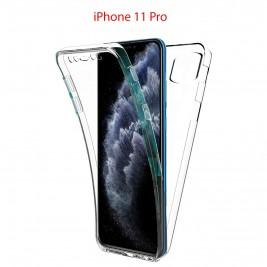 Coque 360 Degré iPhone X/XS - Protection intégrale Avant  Arrière en Rigide, Housse Etui Tactile 360 degré
