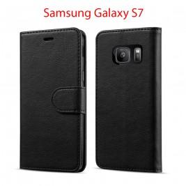 Etui à Clapet S6 et Pochette Portecarte Samsung Galaxy S6 Nor